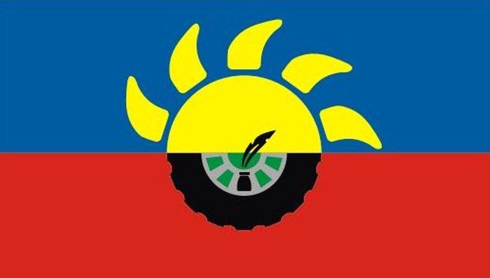 Presentan oficialmente la bandera de Chacabuco