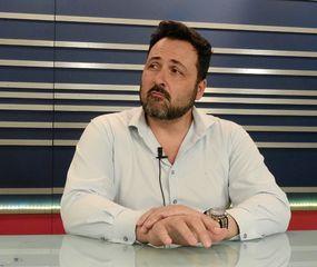 Víctor Aiola, intendente de Chacabuco, se refirió al nuevo rol de la UCR y a los proyectos para el distrito.