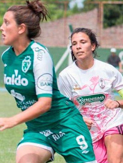 Sofía D' Ambrosio, exSarmiento, es de selección.