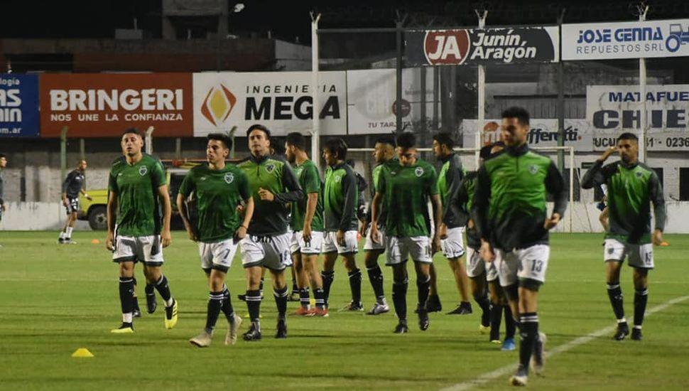 Sarmiento le ganó a All Boys en Junín y se acercó a la punta de la zona 2