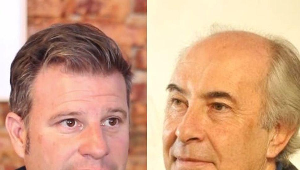 Jorge Prieto y Luciano Scatolini darán una charla en Junín