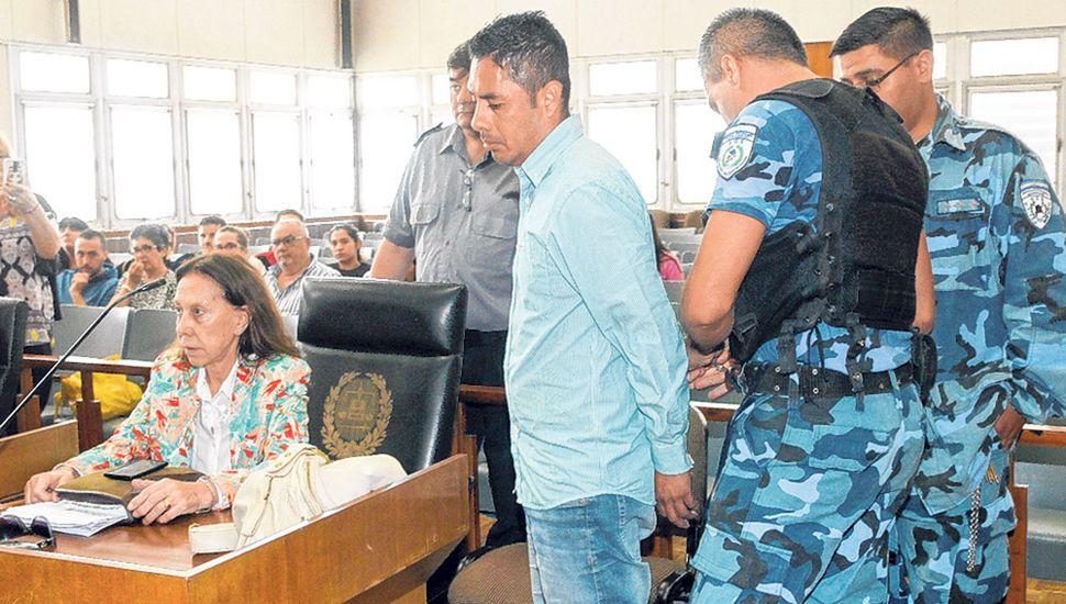 Sergio González Cartagena seguirá en prisión.