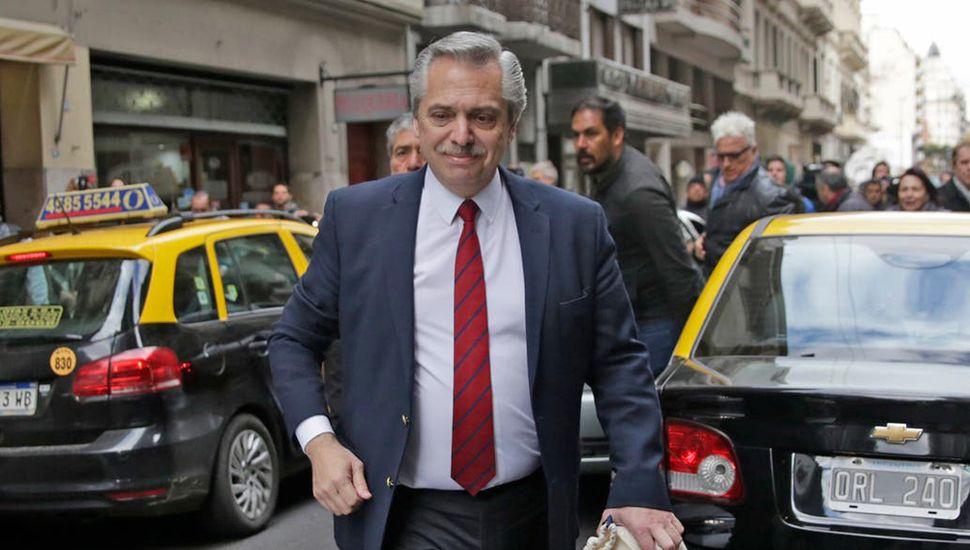 Macri y Fernández abrieron el diálogo, pero no hablaron de tener una reunión