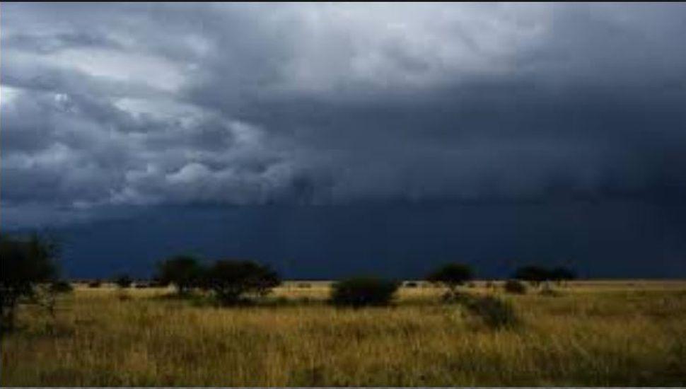 Alerta meteorológico por tormentas fuertes con ráfagas para Junín y la zona
