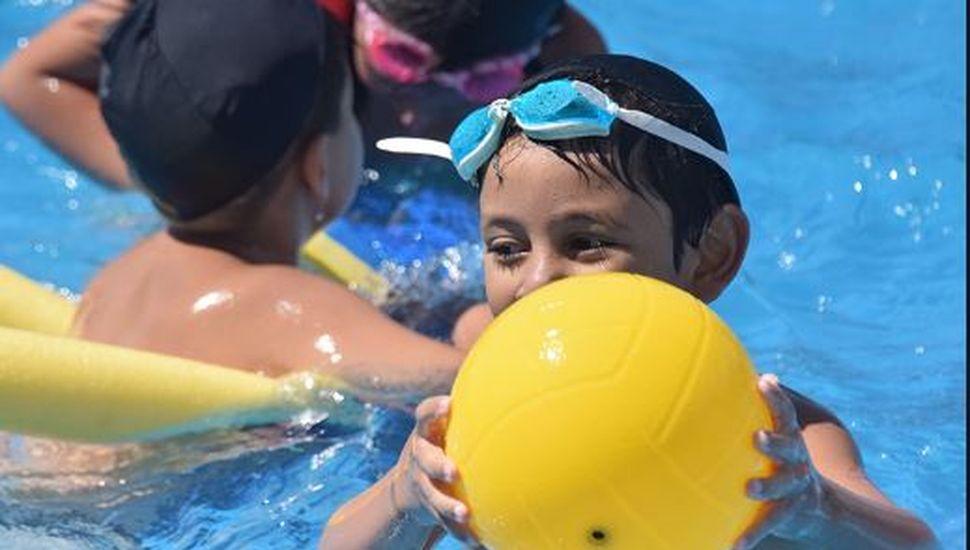 Comenzó la Escuela de Verano 2020 en General Arenales