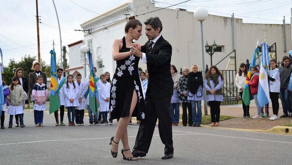 El tango, presente el 25 de Mayo.
