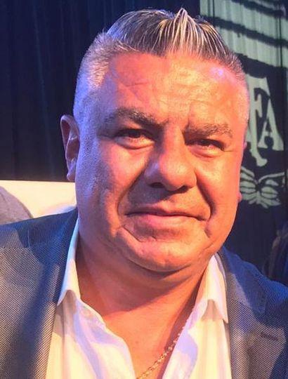 """Claudio """"Chiqui"""" Tapia, presidente de la A.F.A., confirmó que el VAR se implementará en el campeonato 2021."""