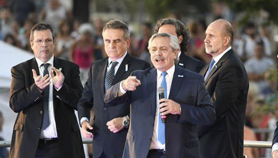 """Fernández: """"El país no tiene más espacio para soportar el crimen organizado"""""""