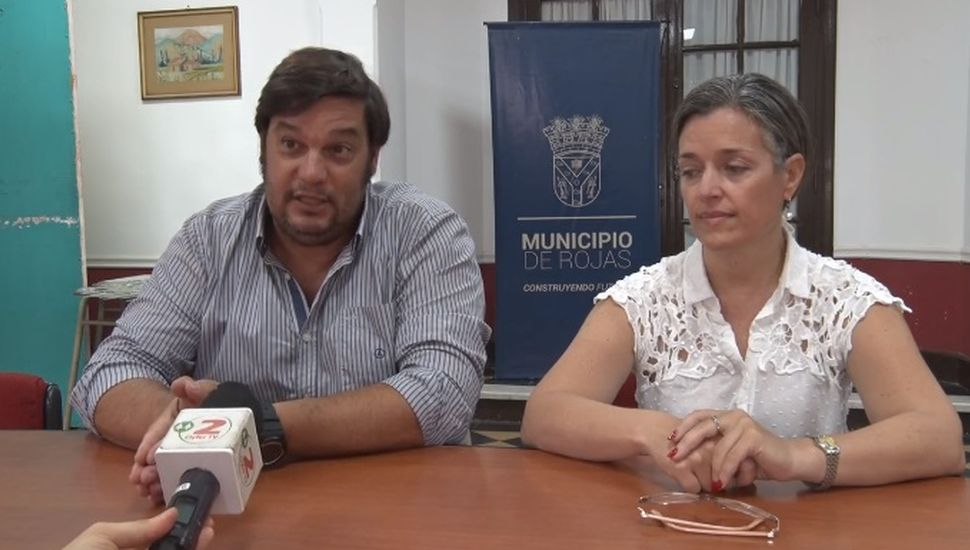 Fitosanitarios: Rojas avanza en la posibilidad de contar con un centro de acopio