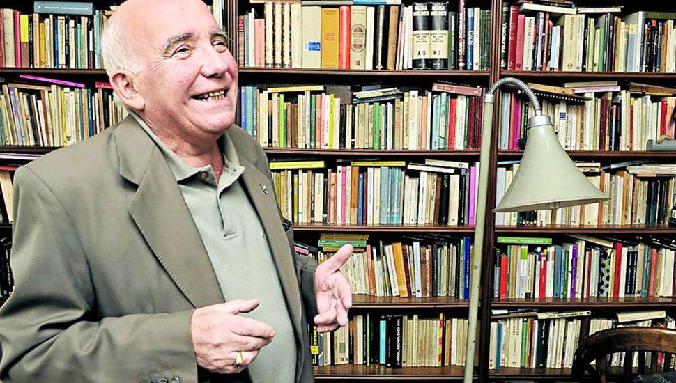 El juninense Germán García, autor de Nanina.