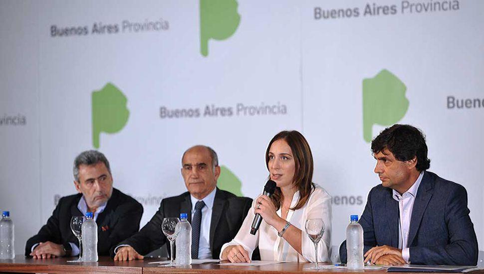 María Eugenia Vidal elimina impuestos  que ella misma sumó a las facturas