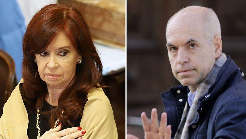 Citan a CFK y a Rodríguez Larreta como testigos