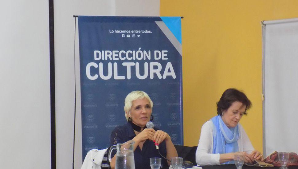 María Alejandra Iribar.