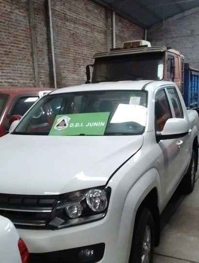 Seis camionetas 4x4 fueron secuestradas recientemente en Río Tercero.