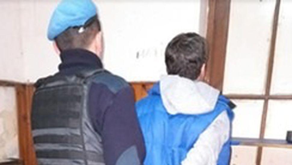 Fue detenido tras intentar abusar a una joven en avenida San Martín y Rivadavia