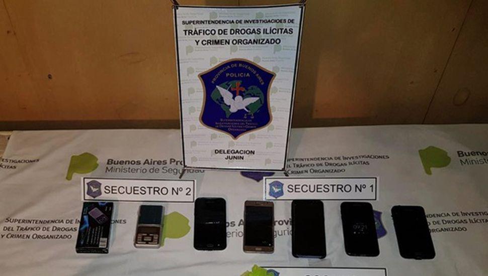 Detuvieron a un proveedor de estupefacientes con conexiones en Junín y Rojas