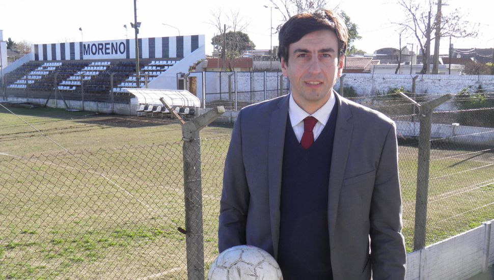 Presidente Fernando De Narda.