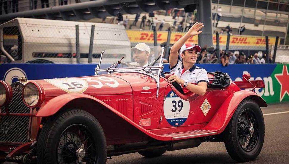Charles Leclerc reemplazará a  Kimi Raikkonen