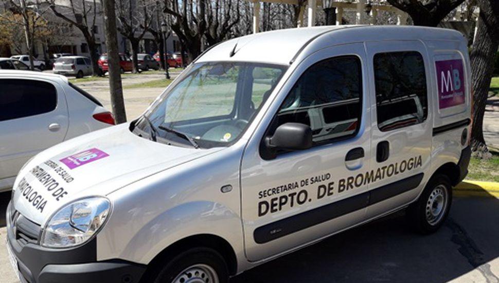 Bromatología incorporó un nuevo vehículo para realizar inspecciones