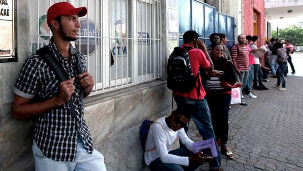 desempleo brasil