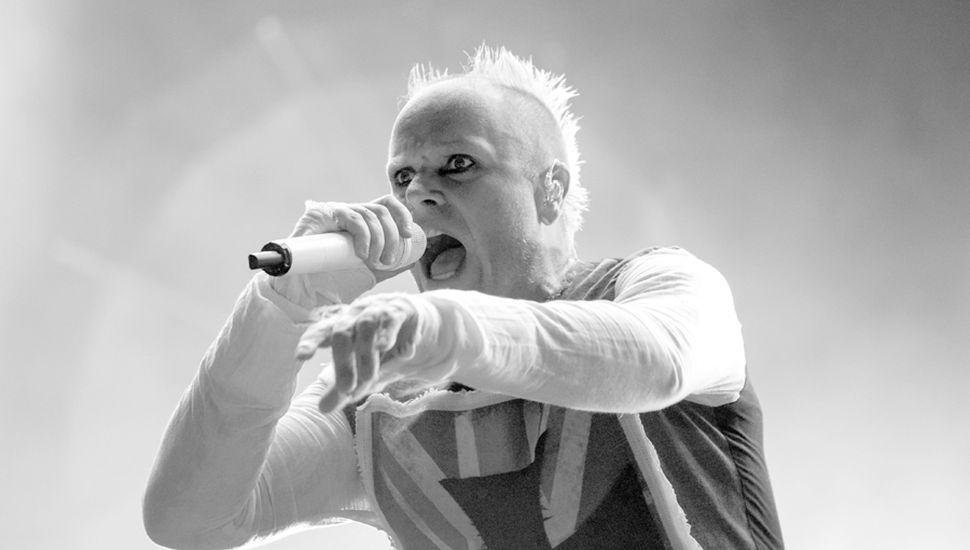Falleció el cantante de The Prodigy, Keith Flint