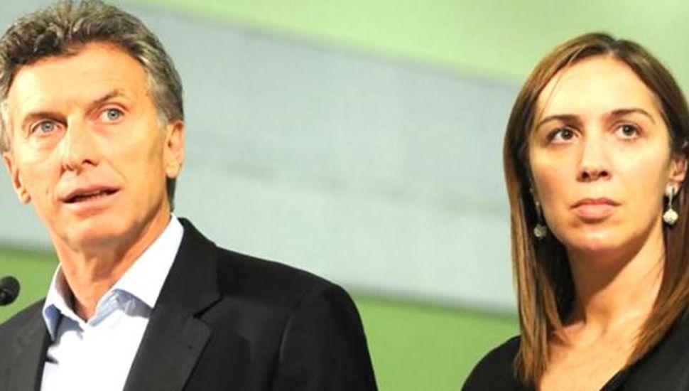Macri y Vidal almuerzan con dirigentes que aspiran a ganar intendencias peronistas