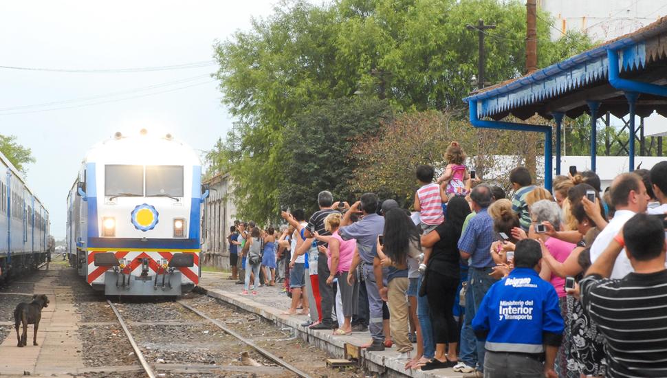 Desde el próximo viernes, el tren de Junín llegará a Retiro sumando cuatro paradas intermedias.