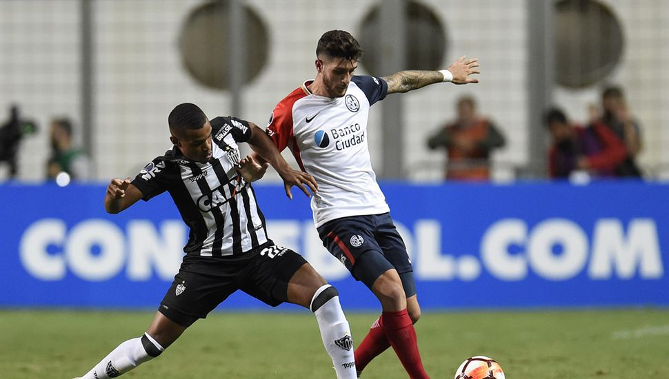 El Ciclón igualó con Mineiro y sigue en la Sudamericana