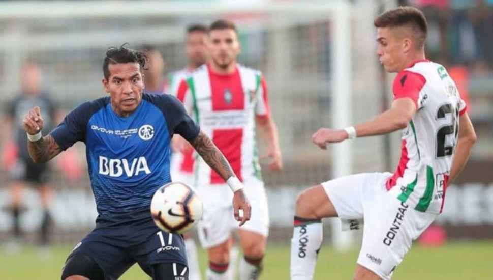 Talleres no pudo con Palestino, que va a ser rival de River Plate