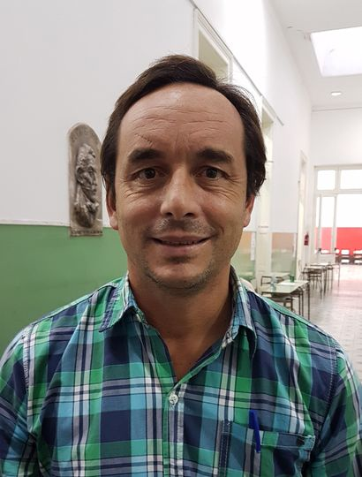 Juan Pablo Itoiz, nuevo titular de la UCR local.