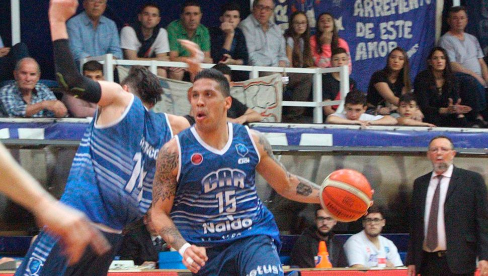 argentino de junin basquet