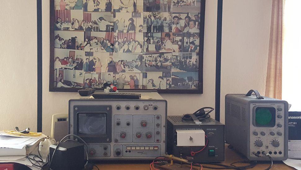 Aunque los sistemas de comunicaciones colapsen, los radioaficionados están.