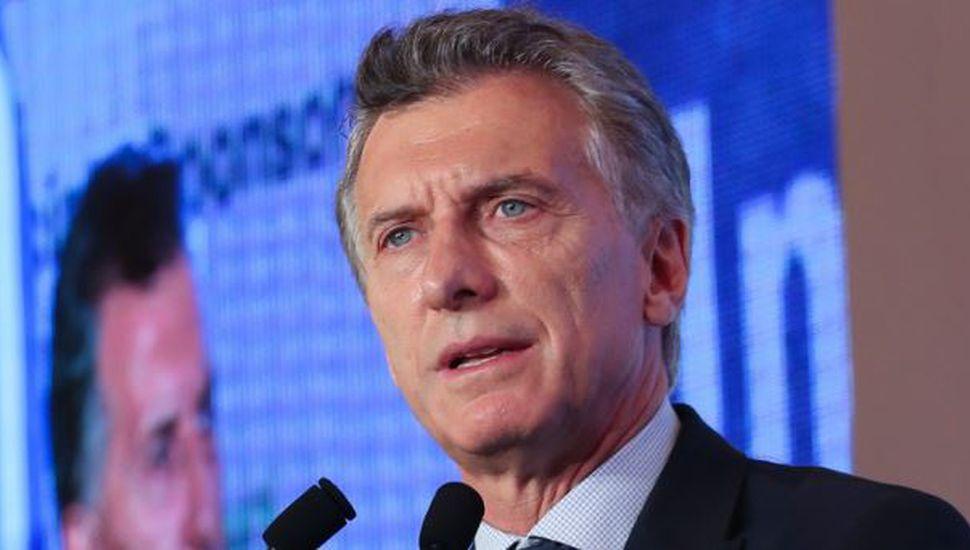 Macri anunciará medidas económicas para atenuar el impacto de la inflación