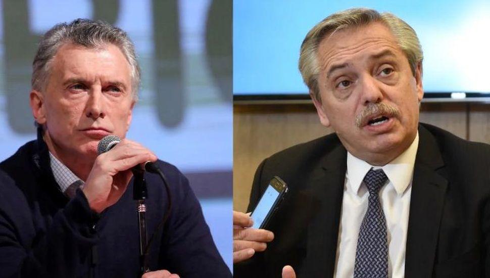 Oficialismo y oposición esperan que el acercamiento entre Macri y Fernández calme a los mercados