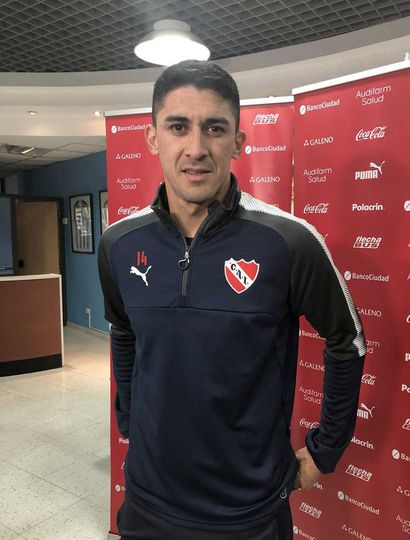 Pablo Hernández.