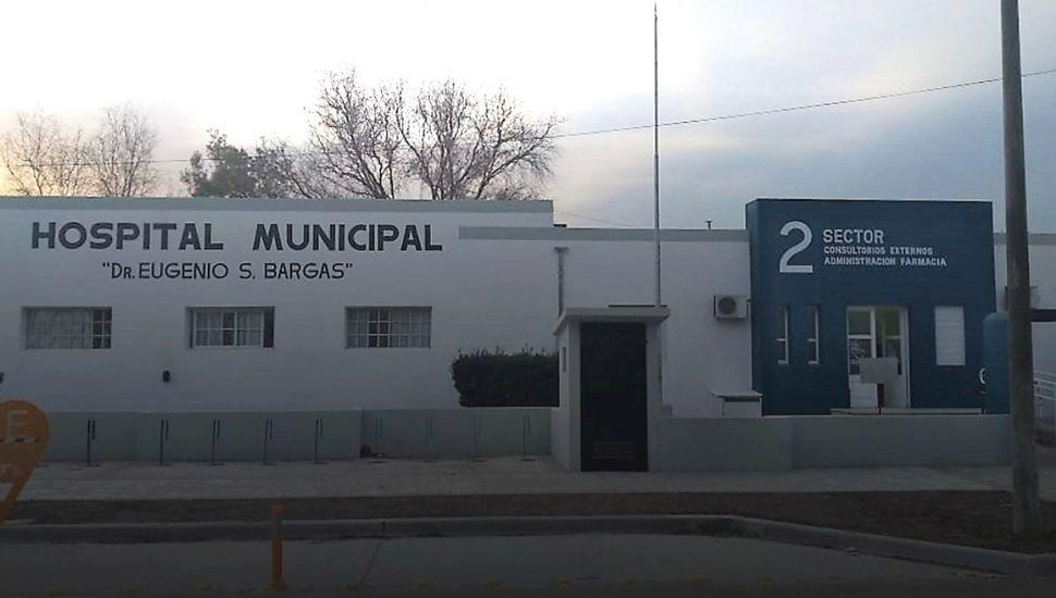 hospital general viamonte