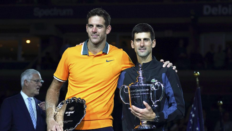 US Open: Del Potro no pudo con Djokovic en la final