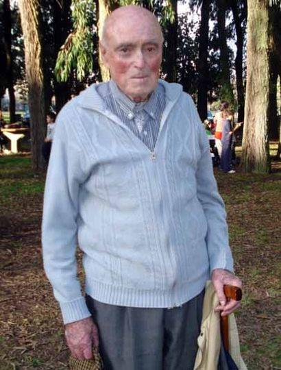 A sus 104 años, falleció Lorenzo Aspe
