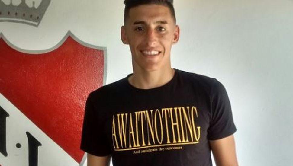 Gastón Togni fue citado a la Selección Argentina sub 23