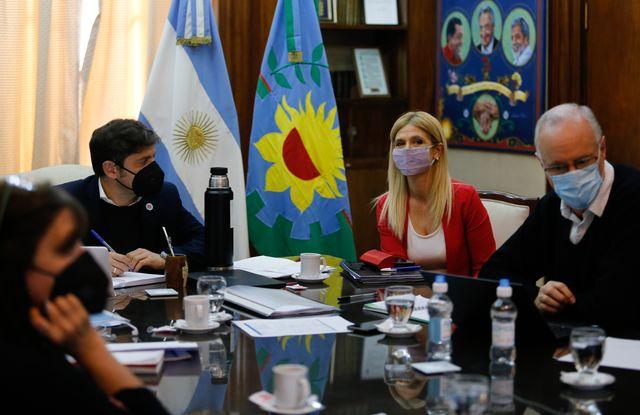 Kicillof anunció la transferencia de otros $1.500 millones a los municipios para enfrentar la pandemia