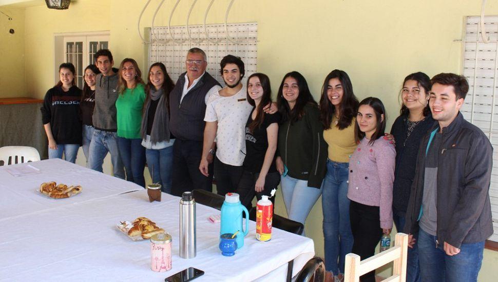 Estudiantes de Bragado ya viajan gratis a Junín