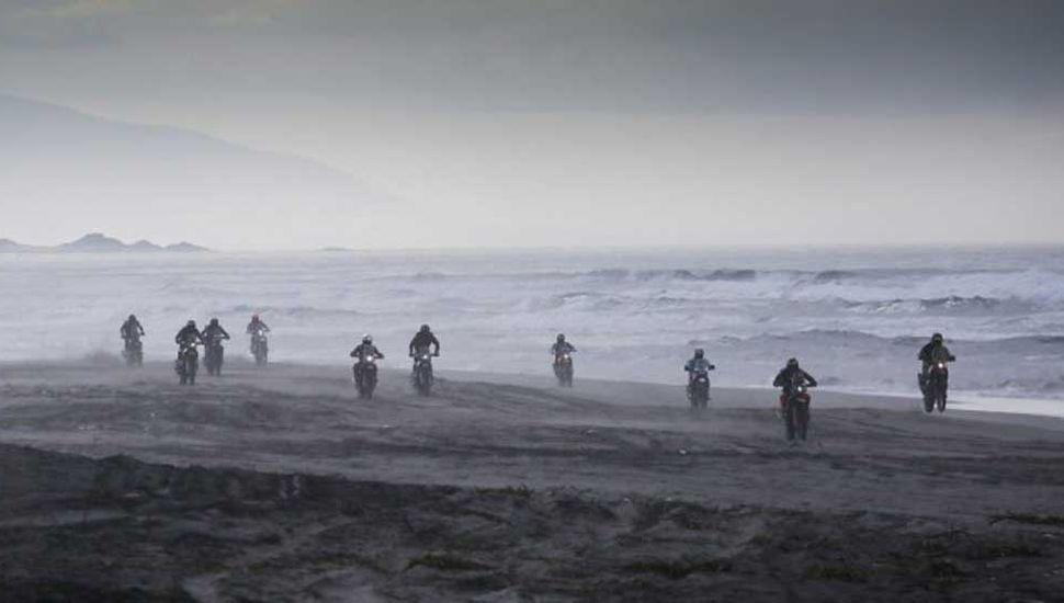 También habrá que recorrer caminos linderos al mar en la edición a iniciarse el 7.