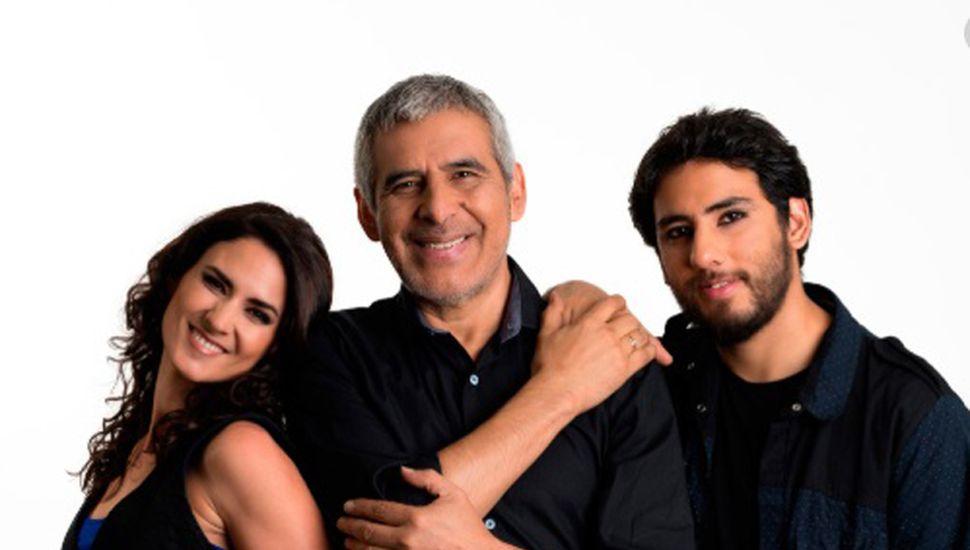 Peteco Carabajal  y sus hijos Martina y Homero, subirán al escenario Jorge Cafrune y harán bailar a todo el distrito de General Arenales.