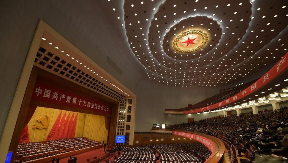"""China anunció """"nueva época"""" para consolidar su liderazgo mundial en 2035"""
