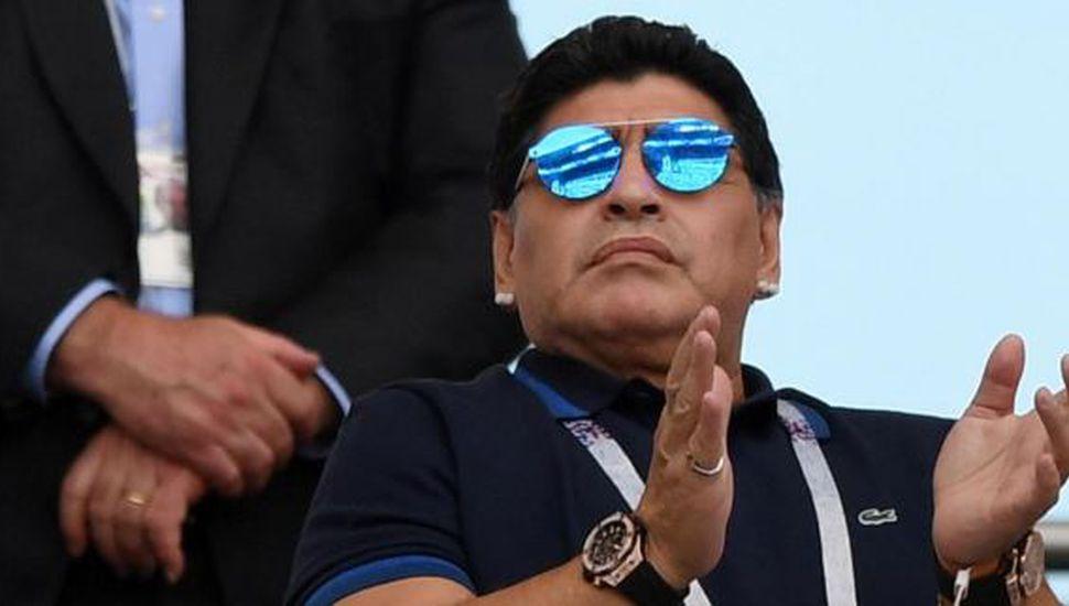 """Diego Maradona se postuló para dirigir la Selección argentina: """"Volvería gratis"""""""