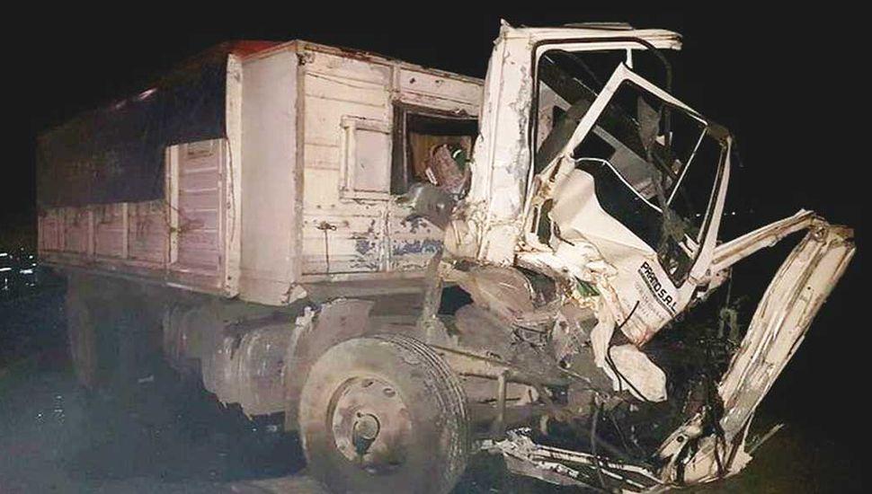 Vecino de Rojas murió en un accidente en Ruta 9
