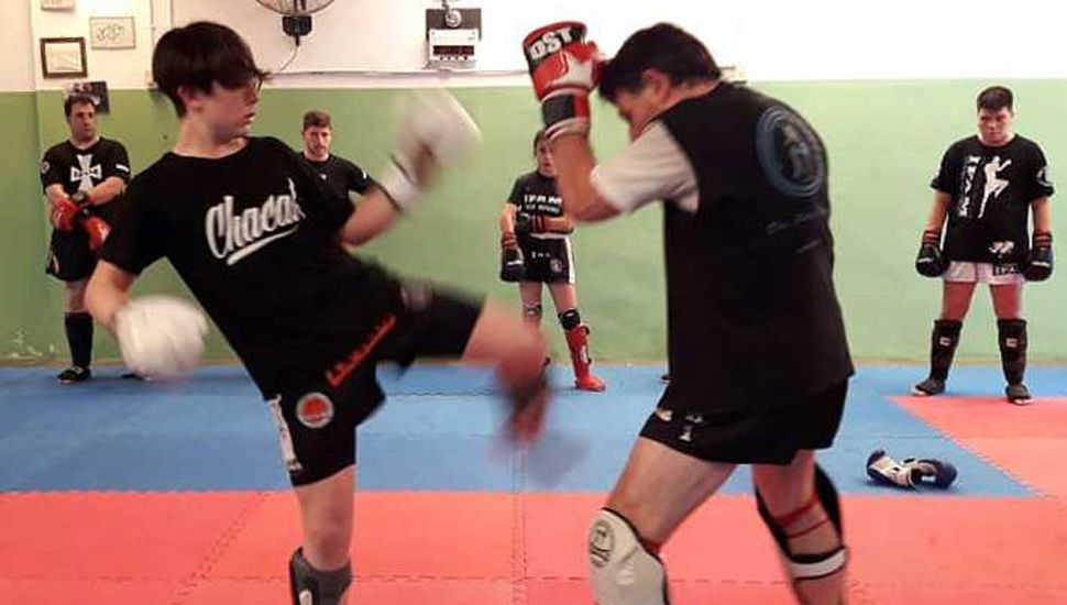 artes marciales junin