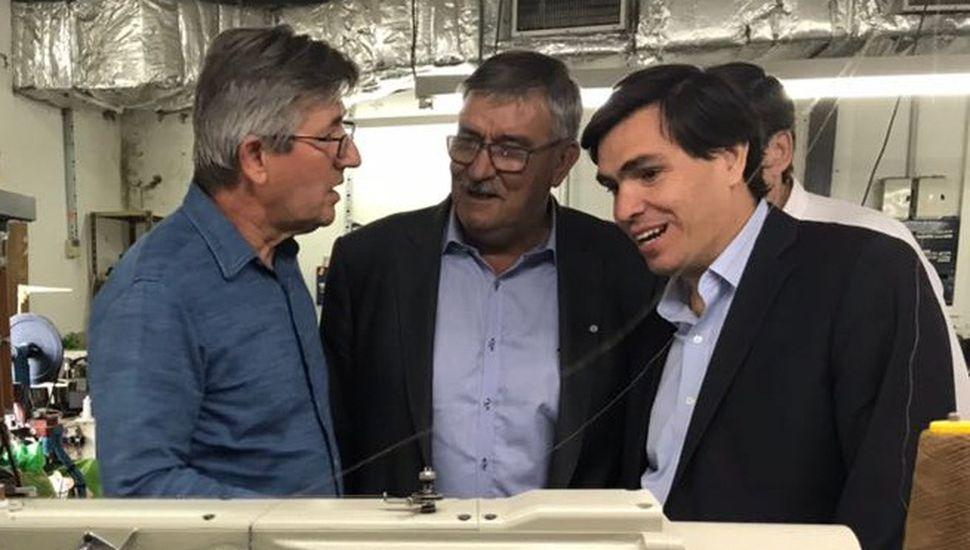 """Más de 20 empresas participaron de la jornada """"Producción en tu Municipio"""" en Bragado"""