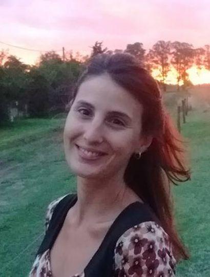 Malvina Liberatore, premiada por su trabajo periodístico.