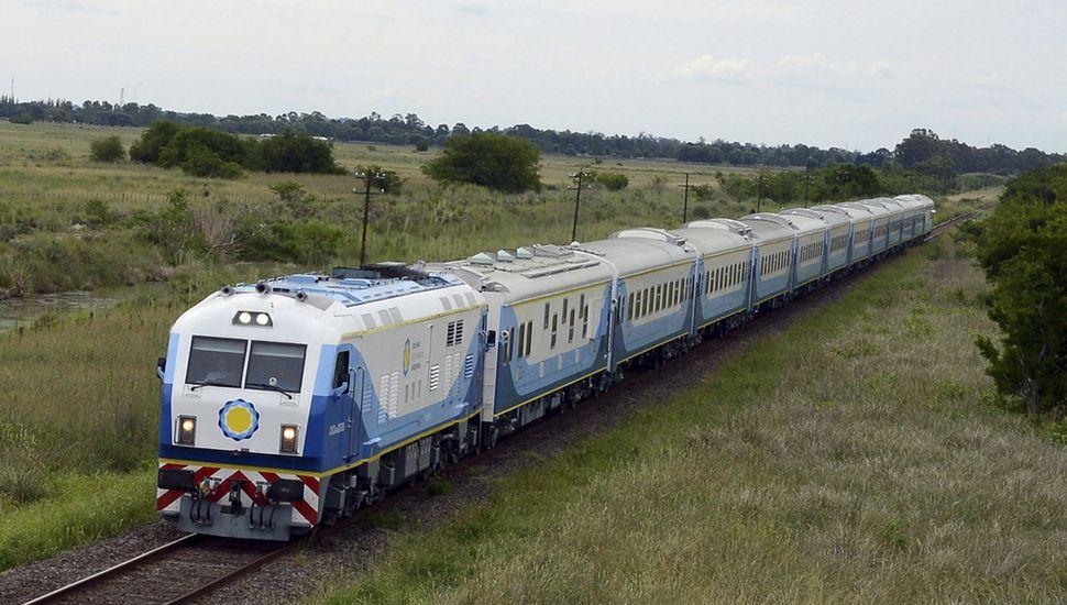 En pocos días, el tren de Junín volverá a  llegar a Retiro con un servicio más rápido